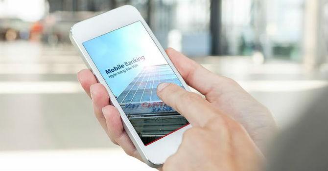 Viet Capital Bank ra mắt dịch vụ chuyển tiền nhanh 24/7 mobile banking