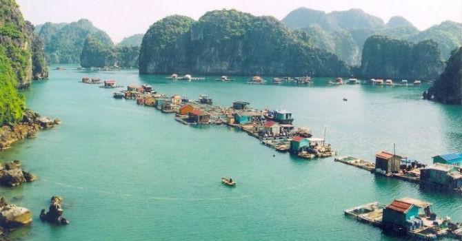 Làng chài Cửa Vạn lọt top 11 ngôi làng xinh đẹp nhất thế giới