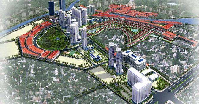 Hà Nội điều chỉnh tổng thể quy hoạch khu đô thị mới Mỗ Lao