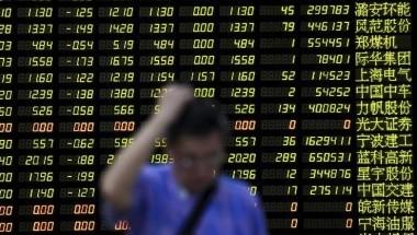 """""""Nhà đầu tư tháo chạy vì lo bong bóng kinh tế Trung Quốc vỡ"""""""