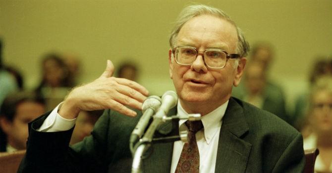 """Warren Buffett bật mí triết lý """"đầu tư gì"""" từ 31 năm trước?"""