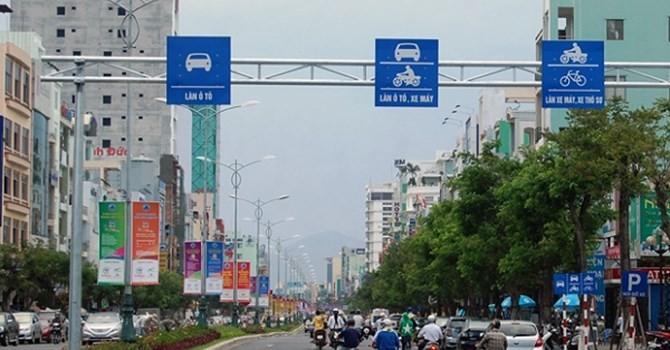 Đà Nẵng chi hơn 200 tỷ đồng cải tạo đường phục vụ APEC 2017
