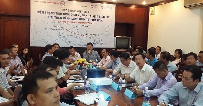 Đề xuất mở cảng cạn nội địa tại cửa khẩu Mộc Bài