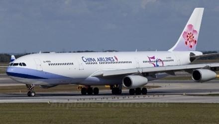 Máy bay China Airlines bị xe đâm ở Tân Sơn Nhất bay không tải về Đài Loan