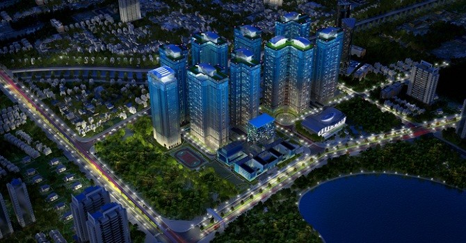 5 lý do khiến dự án Goldmark City hút khách