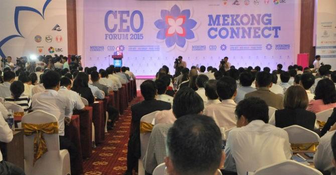 """Mekong Connect 2015: """"Nếu muốn đi xa, hãy đi cùng nhau"""""""