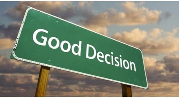 Một quyết định tốt có những đặc điểm gì?