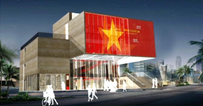 Đà Nẵng sẽ khởi công Nhà trưng bày hiện vật Hoàng Sa trong tháng 10/2015