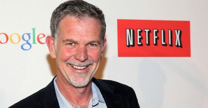 Reed Hastings, ông chủ của đế chế Netflix