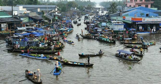 30 tỷ USD phát triển hạ tầng Tiểu vùng Mekong mở rộng