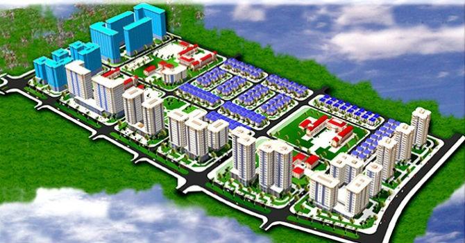 """Hà Nội: Quy hoạch khu đô thị mới Thịnh Liệt theo mô hình """"bàn cờ"""""""