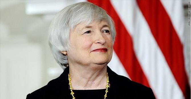 Janet Yellen: Người phụ nữ quyền lực nhất của giới tài chính