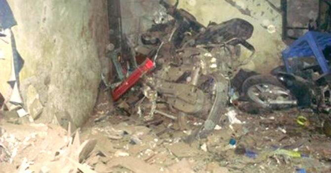 Vụ nổ rung chuyển ở ngõ Thông Phong: Khởi tố vụ án về 3 tội danh