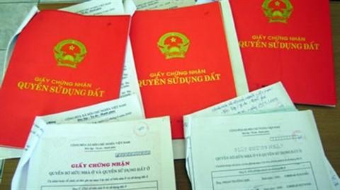 Kiến nghị cấp giấy chứng nhận cho các dự án thế chấp ngân hàng