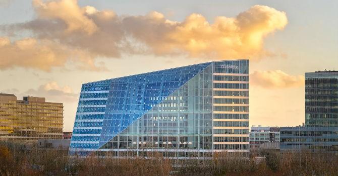 Choáng ngợp công nghệ hiện đại trong tòa nhà thông minh nhất trong thế giới