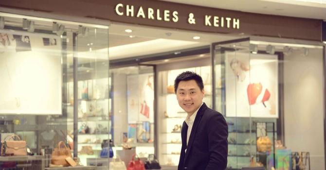 """CEO Charles & Keith: Thành công nhờ triết lý """"nghĩ lớn và không sợ thất bại"""""""