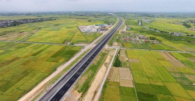 Cao tốc Hà Nội - Hải Phòng thông xe thêm 52,5km
