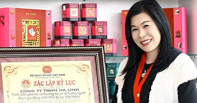 """Đi tìm căn nguyên chuyến đi """"định mệnh"""" của nữ doanh nhân Hà Thúy Linh"""