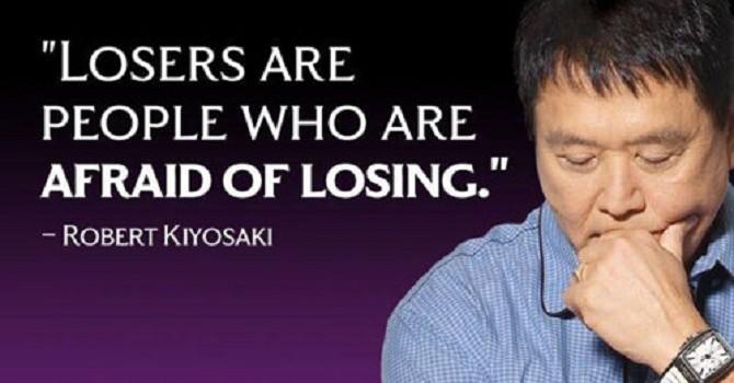 Muốn thành công cần đối mặt với sự thất vọng