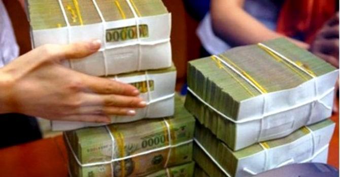 Bộ Tài chính đã vay 30.000 tỷ từ Ngân hàng Nhà nước