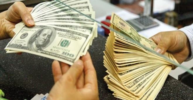 Giá USD tiếp tục rớt mạnh sau khi NHNN siết giao dịch ngoại tệ