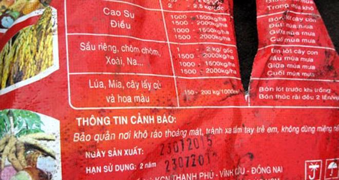 """Chuyện """"động trời"""" ở Lâm Đồng: Dấu hiệu lừa đảo trong vụ tiêu hủy hàng chục tấn phân giả…!"""