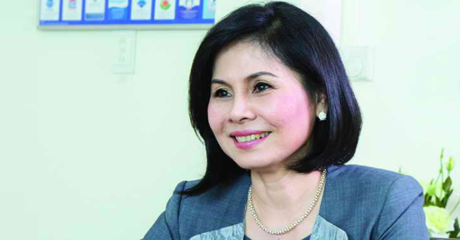 CEO Sài Gòn Food Lê Thị Thanh Lâm: Được làm việc là niềm vui