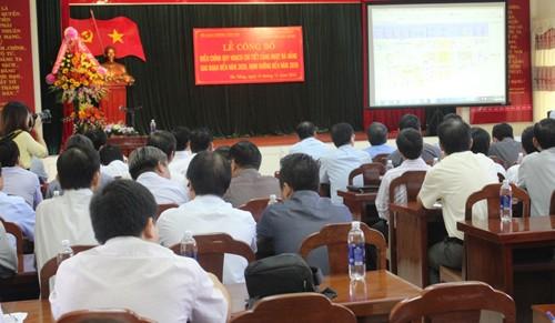 Công bố quy hoạch chi tiết Cảng Hàng không Quốc tế Đà Nẵng