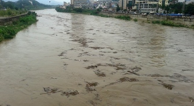 Trung Quốc xả nước gây lũ đột ngột ở thượng nguồn sông Hồng