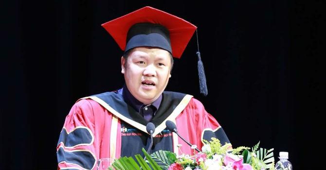 Hiệu trưởng Đại học FPT Đàm Quang Minh: Muốn người Việt được tôn trọng!