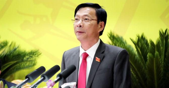 Ông Nguyễn Văn Đọc tái cử chức Bí thư Tỉnh ủy Quảng Ninh