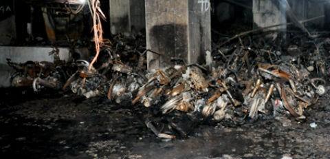 Cháy lớn ở khu đô thị Xa La: Có thể khởi tố vụ án hình sự?