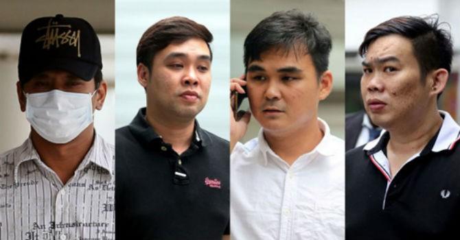 Singapore phạt tù 4 nhân viên bán điện thoại lừa khách Việt Nam