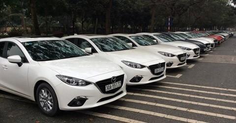 """""""Thảm họa"""" Mazda 3: Ôtô sang chảnh nguy cơ cháy nổ"""
