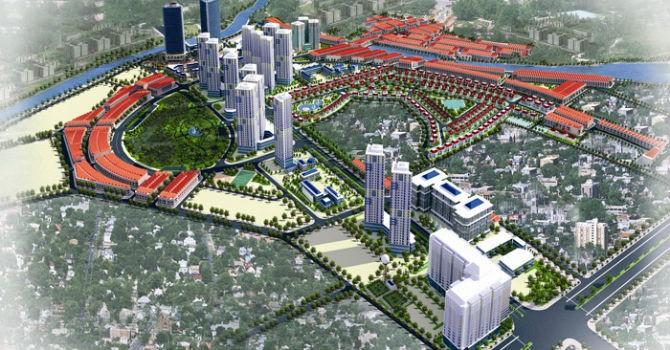 Cắt giảm diện tích sàn xây dựng khu đô thị mới Mỗ Lao