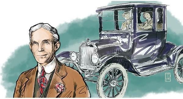 Henry Ford đã khiến thế giới chuyển từ ngựa sang ô tô bằng cách nào?