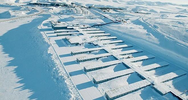 Cuộc sống trong mỏ vàng lạnh giá nhất thế giới