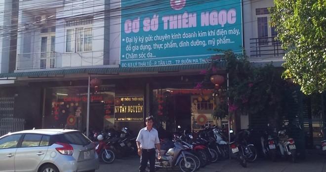 Xử phạt 7 cơ sở đa cấp Thiên Ngọc Minh Uy