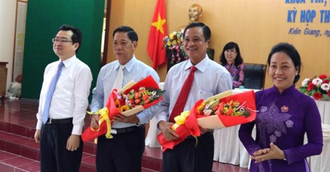 Kiên Giang có chủ tịch tỉnh mới