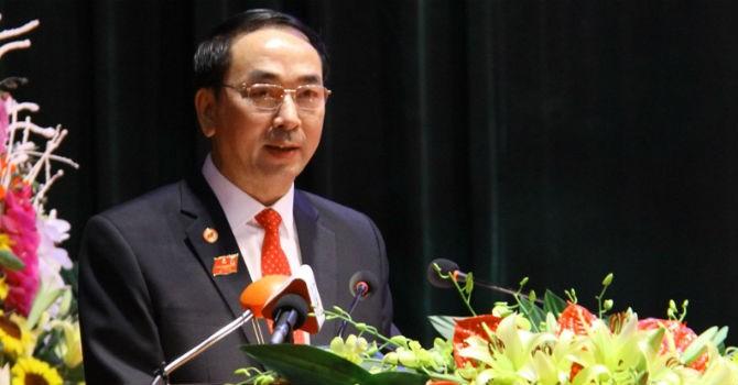 Ông Trần Quốc Tỏ được bầu giữ chức Bí thư tỉnh Thái Nguyên