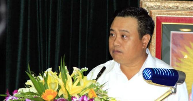 Ông Trần Sỹ Thanh giữ chức Bí thư tỉnh ủy Lạng Sơn