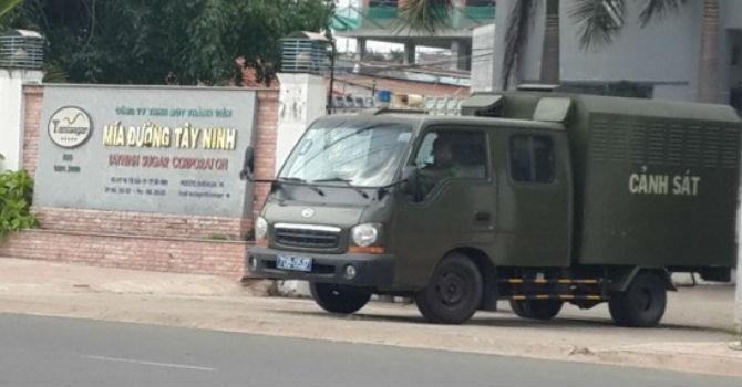 Bắt Kế toán trưởng Công ty mía đường Tây Ninh