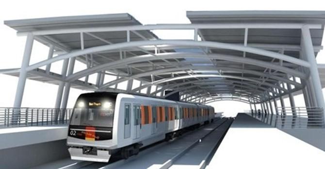TP.HCM kiến nghị Thủ tướng sớm cho tăng vốn dự án metro số 2