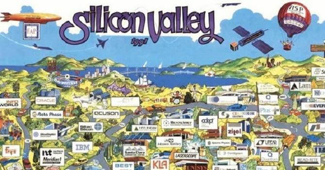 Thung lũng Silicon thay đổi thế giới như thế nào?