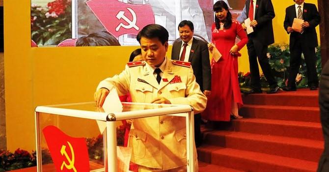 Hà Nội sắp họp bầu ông Nguyễn Đức Chung làm Chủ tịch thành phố