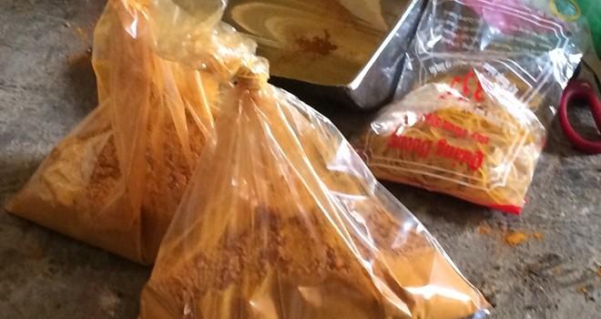 Chất cấm trong thức ăn chăn nuôi có nguồn gốc Trung Quốc