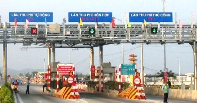 Thu phí tự động trên toàn tuyến QL1 và đường Hồ Chí Minh qua Tây Nguyên