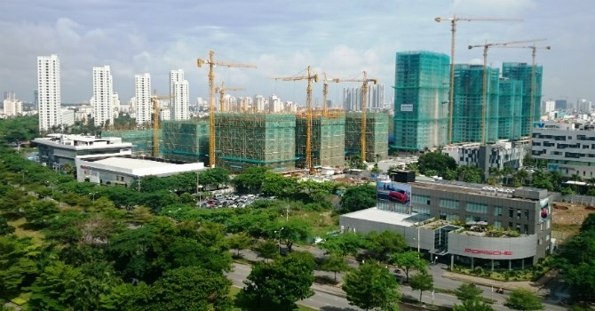 Địa ốc 24h: Bất động sản Việt Nam hút mạnh vốn ngoại