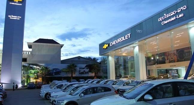 Lào bãi bỏ thuế nhập khẩu ô tô xuất xứ ASEAN