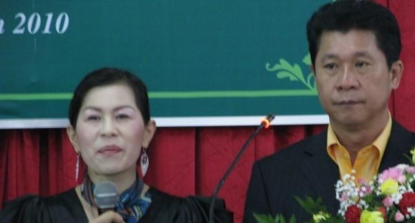 """Con gái ông Chuang """"biến mất"""" ngay khi nữ doanh nhân Hà Linh bị sát hại"""
